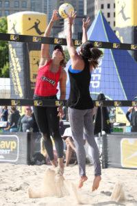 Kerri Schuh volleyball