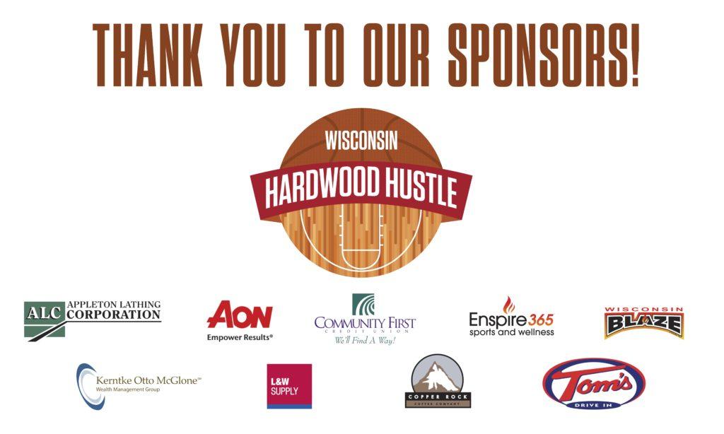 Hardwood Hustle Sponsors
