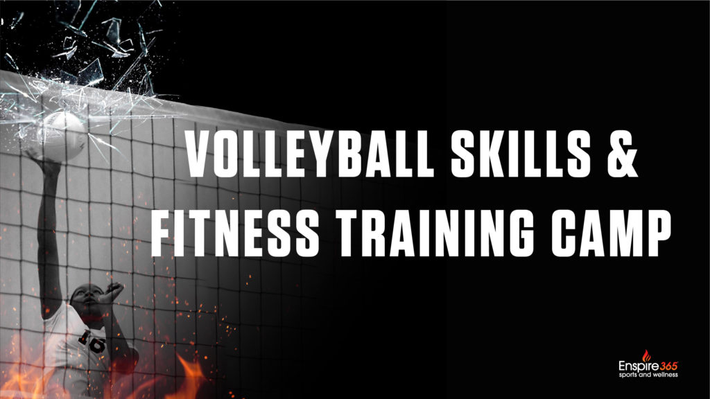 Enspire Volleyball Fitness Camp