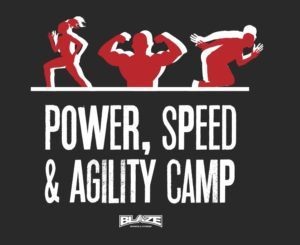 Blaze Youth Fitness Speed Agility Power Camp