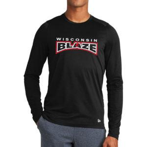 WI Blaze Ladies 3D Regulate Lightweight Pullover – Black – Blaze365 f25b34a62