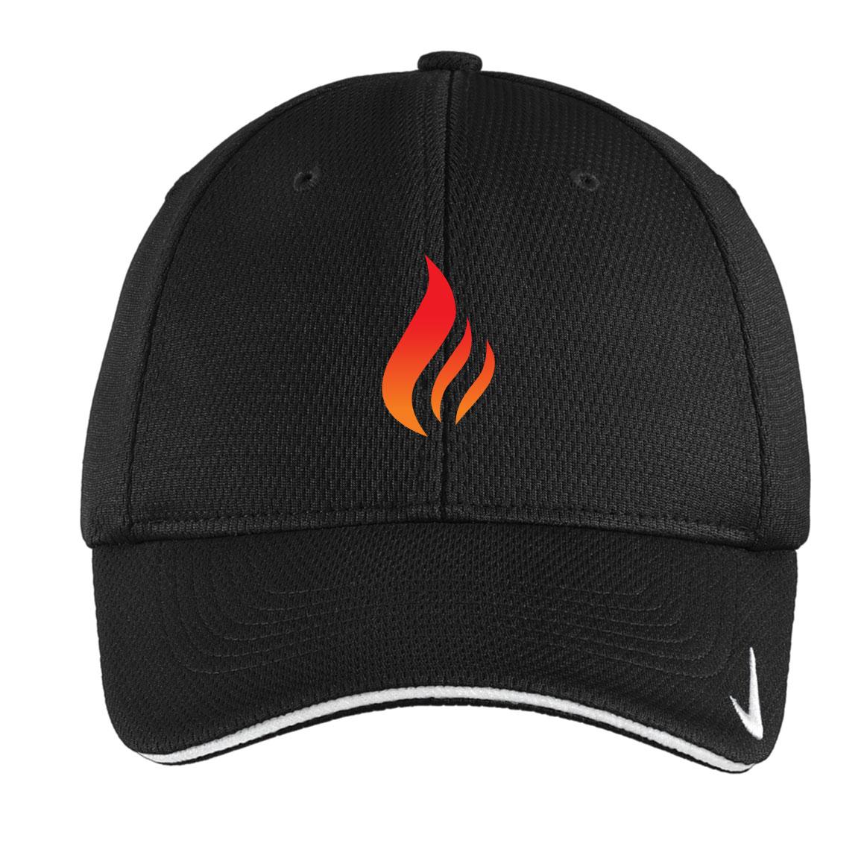7ab2d588cfdc4 Blaze Flame Nike Dri-Fit Mesh Swoosh Flex Cap – Blaze365