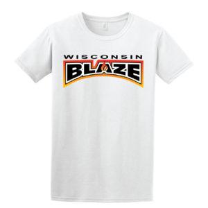 wisconsin blaze t-shirt