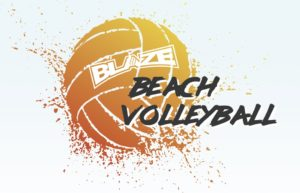 Blaze Beach Volleyball