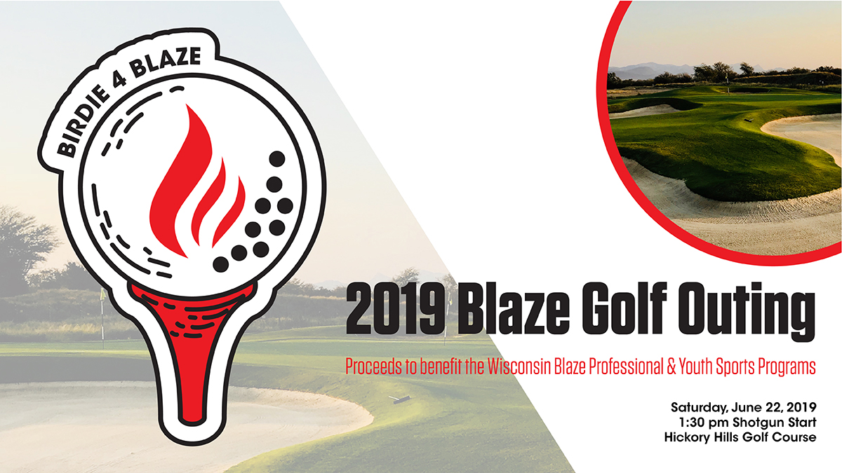 Birdie 4 Blaze Golf Outing