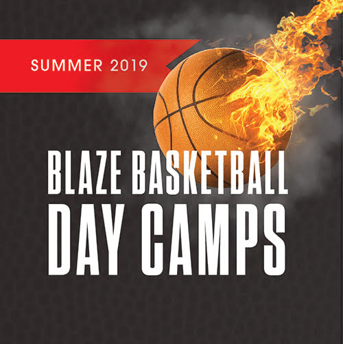 Blaze basketball day camp