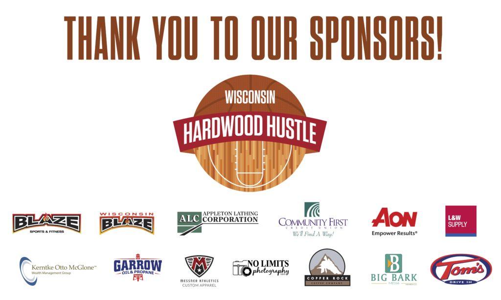 Blaze Hardwood Hustle 2019 Sponsors