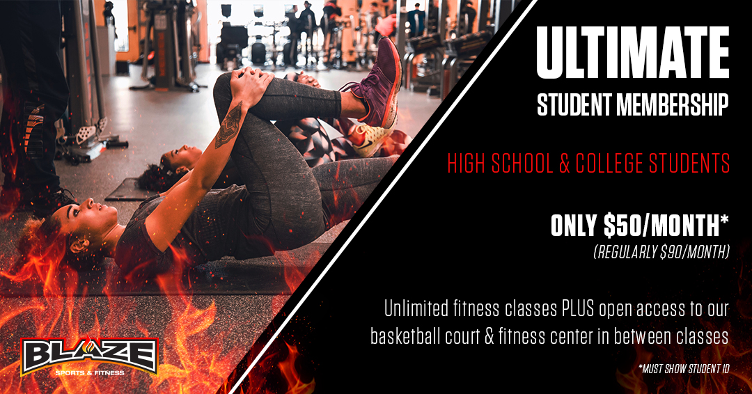 Ultimate Student Membership Fitness