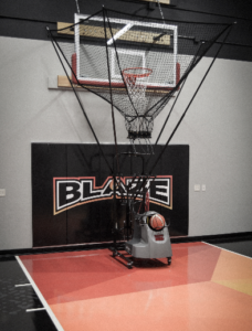 Blaze Dr Dish Shooting Machine