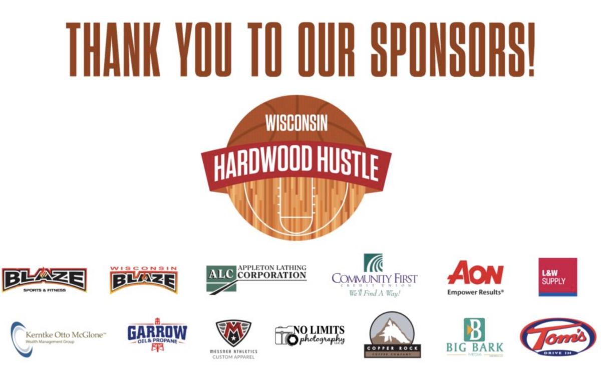 Hardwood Hustle 2019 Sponsors