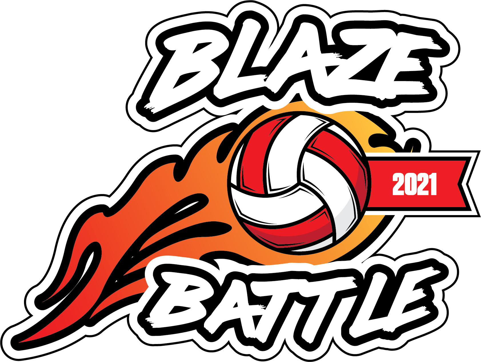 Blaze Battle 2021 Logo