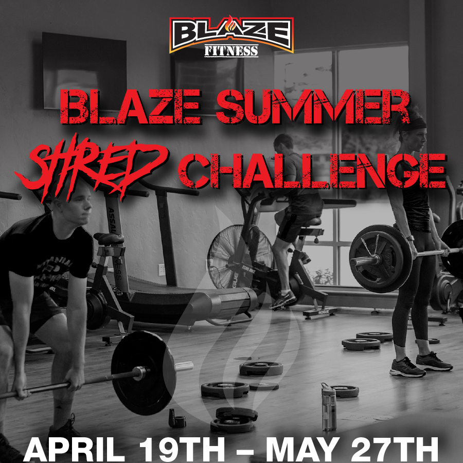 Blaze Summer Shred Challenge